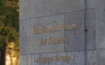 Finanzministerium will Finanzierungsvorbehalt im Koalitionsvertrag
