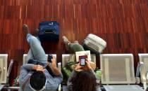 Datenverkehr von Reisenden vervielfacht