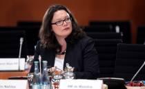 Nahles sieht keine unfaire Beeinflussung von SPD-Mitgliedervotum