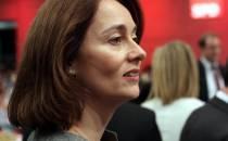 Nahles stellt Barley als SPD-Spitzenkandidatin für Europawahl vor