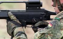 Deutsche Unternehmen exportierten weniger Gewehre
