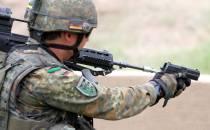 Weniger Exporte von Klein- und Leichtwaffen genehmigt