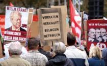Verfassungsschutz sieht zunehmende Gewaltbereitschaft bei der AfD