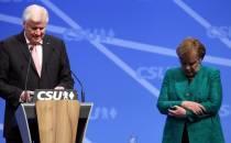 Seehofer warnt Merkel vor Ausübung ihrer Richtlinienkompetenz