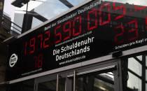 Grüne fordern Reform der Schuldenbremse