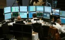 DAX am Mittag im Minus - Banken-Fusionsgespräche erfreuen Anleger