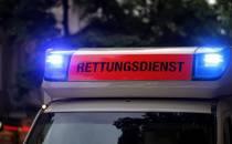 Baden-Württemberg: Motorradfahrer stirbt bei Zusammenstoß mit Bus