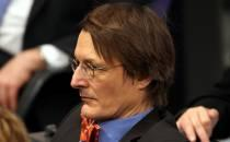Lauterbach kritisiert Spahn für Tonfall in Abtreibungsdebatte