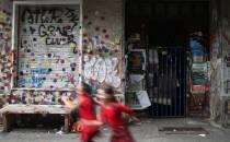 Kinder in ärmeren Stadtteilen haben weniger Spielplatzfläche